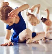 Competitive dance schools